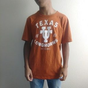 Texas Longhorns Majestic Graphic Tee Shirt